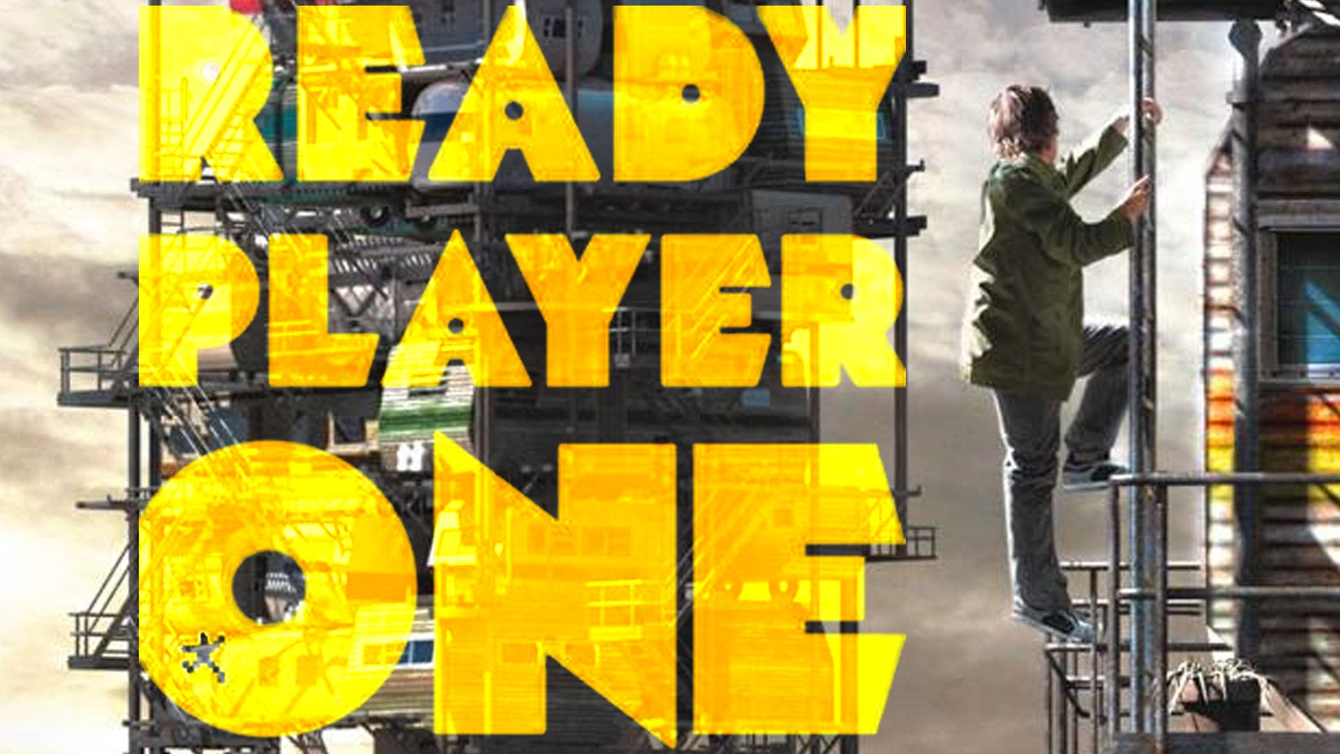 The Ready Player One Trailer Is Here!