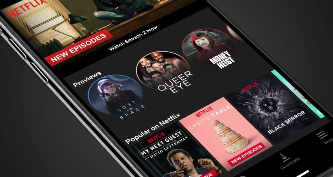 Nexflix Unveils Mobile 30 Second Previews