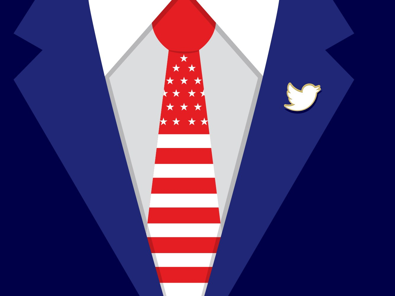 Twitter Just Added 'Badges' For Political Candidates