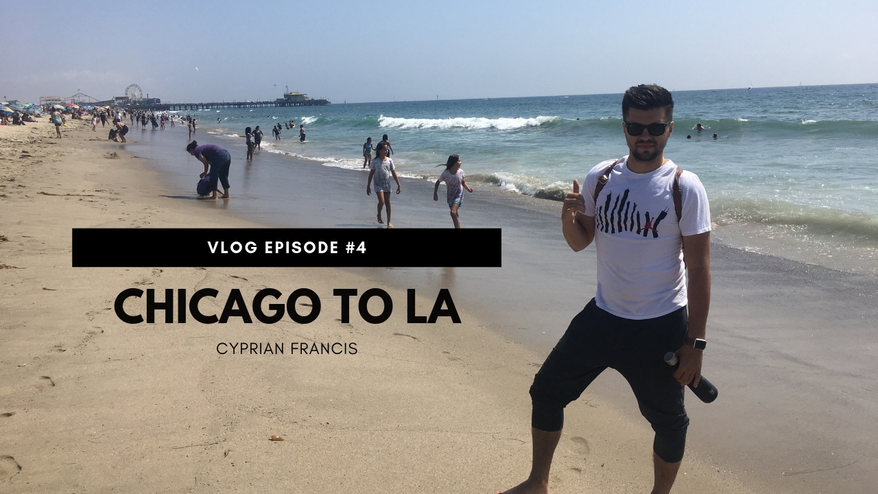Chicago to LA