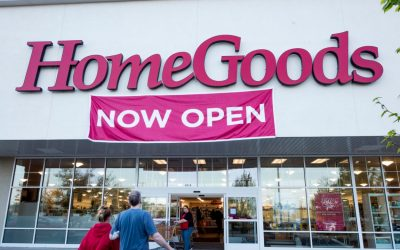 HomeGoods, After Opening 820 Stores, Finally Launches A Website